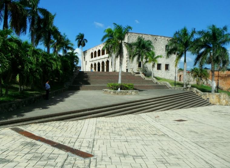 Museo Alcazar de Colon