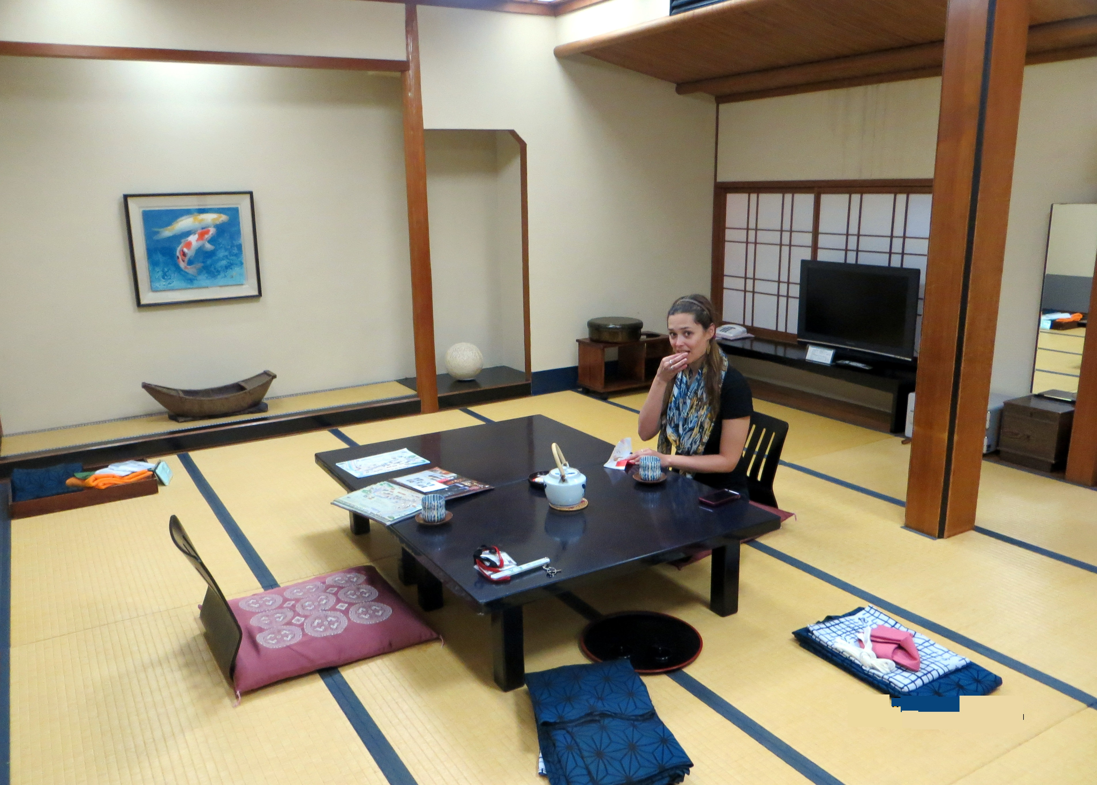 the pros and cons of staying in a traditional japanese ryokan