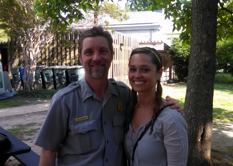 Ranger Mike and I :)