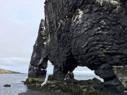 Hvítserkur arch